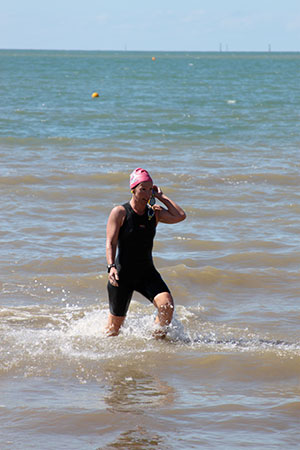 Magnetic Island to Townsville Swim 2013
