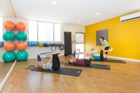 Accident & Injury Clinical Pilates Studio