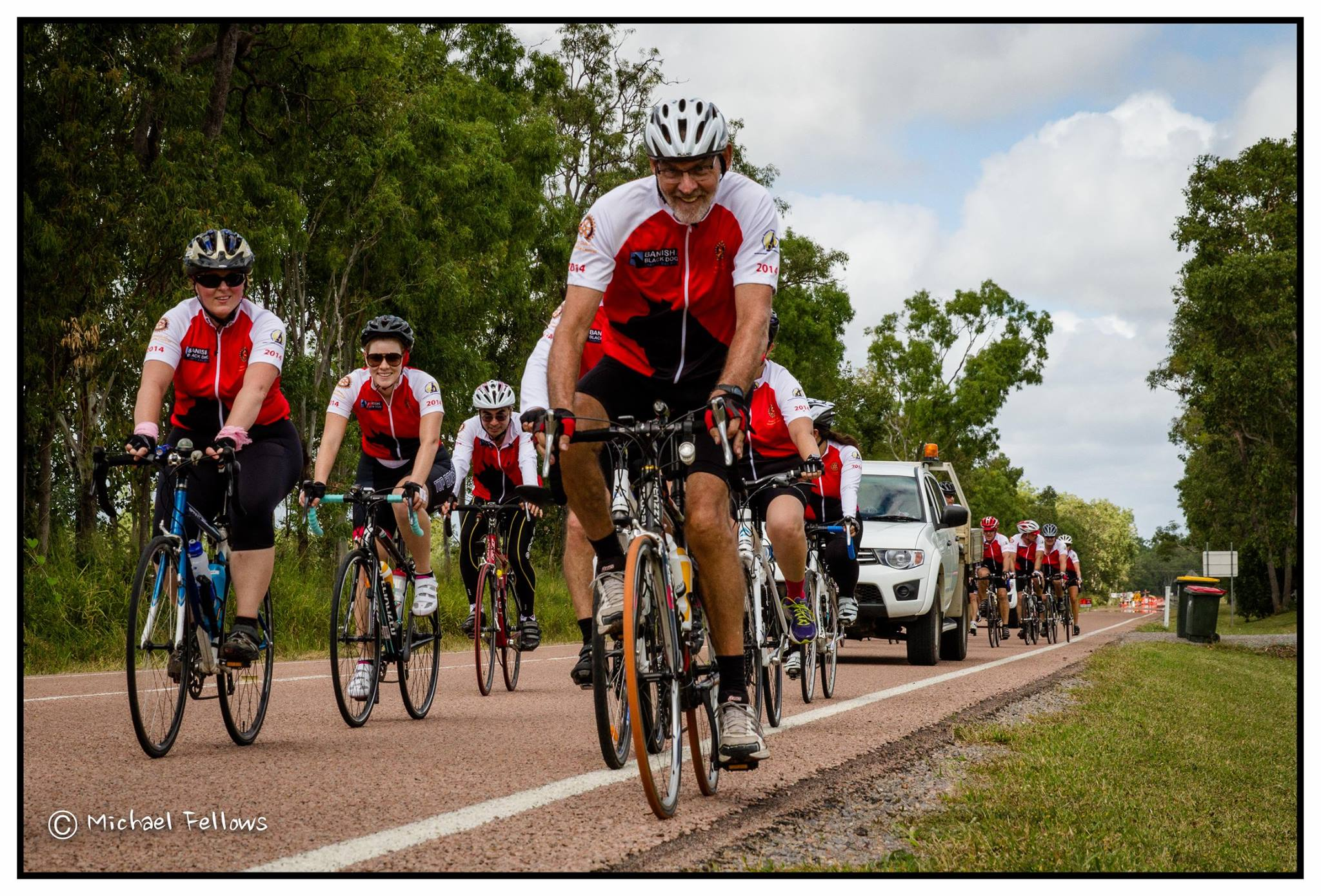Banish the Black Dog Training Ride - TheGo - Townsville s Active ... 7e3d093c5