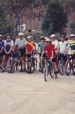First-Rockwheelers-group-ride-at-Hidden-Valley-1990-featuring-most-of-the-original-members