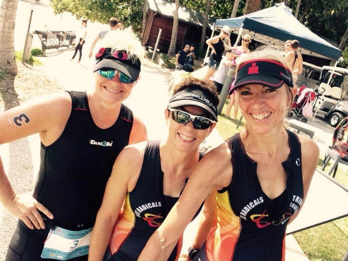 Free Radicals Tribe Triathlon Club