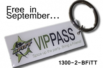 Free in Sept - VIP