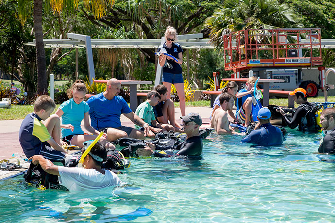 Scuba-Diving-Townsville